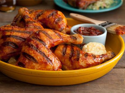 Ultimate Barbecued Chicken