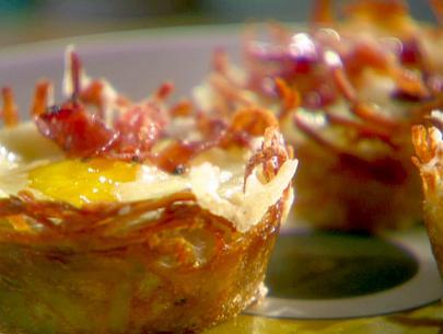 Eggs in Baskets