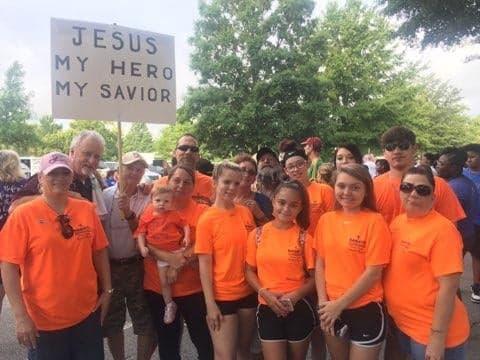 walk for jesus