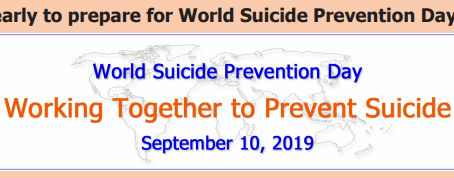 Book Lovers Unite for World Suicide Prevention Day