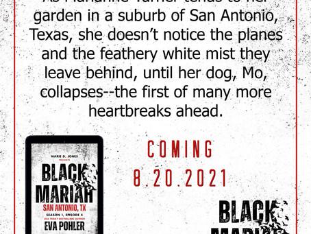 Black Mariah Author Eva Pohler