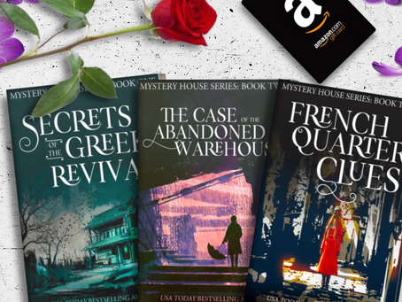 Winners, Giveaways, and New Releases
