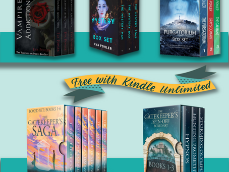 Kindle Unlimited Subscribers Can Now Read Eva Pohler's Books for FREE