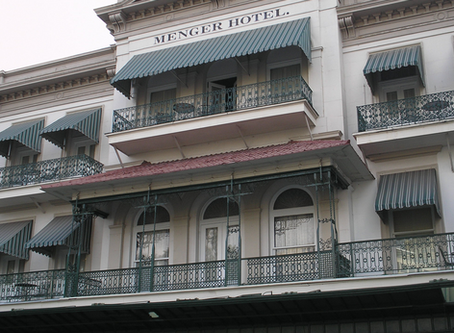 My Visit to the Haunted Menger Hotel