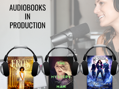 Audiobooks in Production