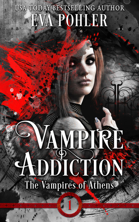 The Vampires of Athens Series