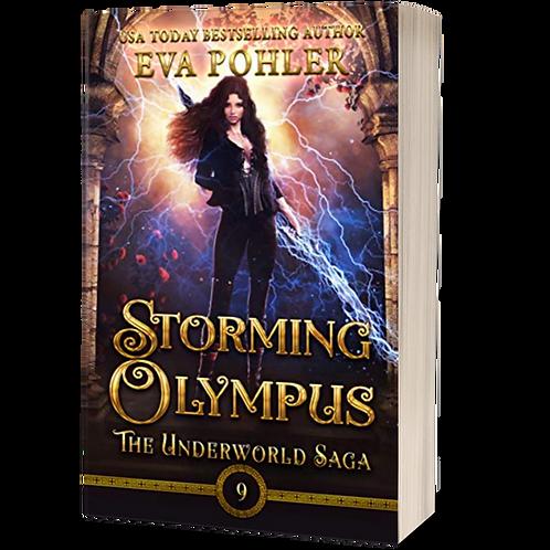 Storming Olympus: The Underworld Saga, Book Nine