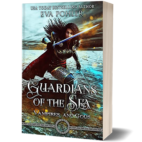 Guardians of the Sea: Vampires and Gods, Book Three