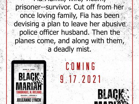 Black Mariah Author Julieanne Lynch