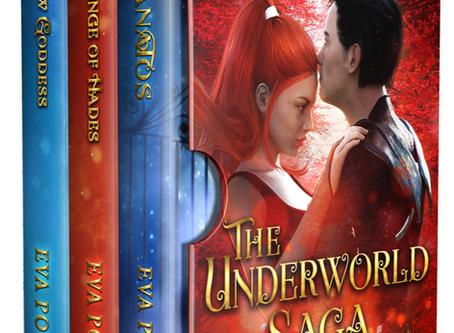The Underworld Saga Box Set: Books 1-3 Is 99 Cents in Digital
