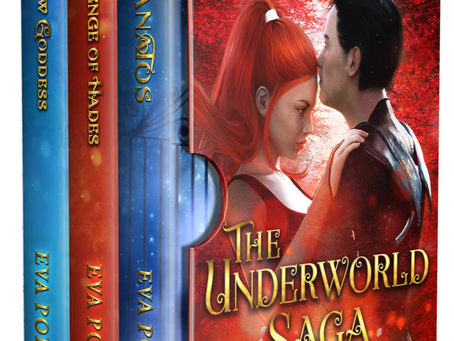 The Underworld Saga Box Set: Books 1-3 Is 99 Cents in Digital