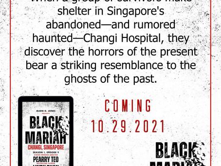 Black Mariah Author Pearry Teo