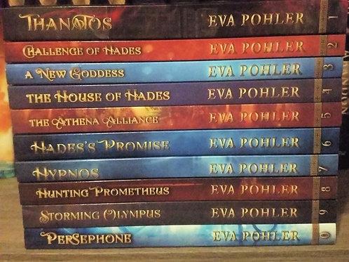Underworld Saga Book Stack