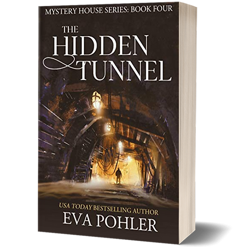 The Hidden Tunnel: The Mystery House Series, Book Four