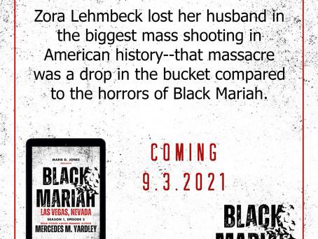 Black Mariah Author Mercedes M. Yardley