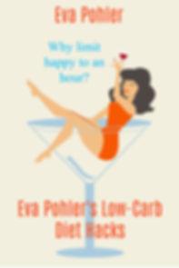 Eva Pohler's Low-Carb Diet Hacks Cover (