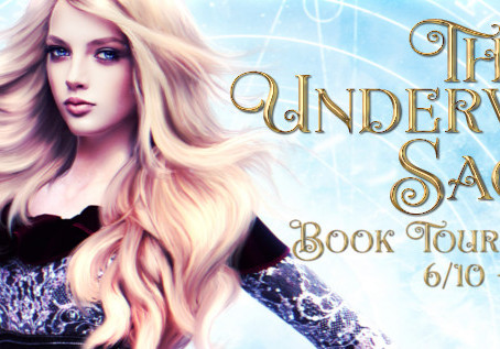 The Underworld Saga Book Tour