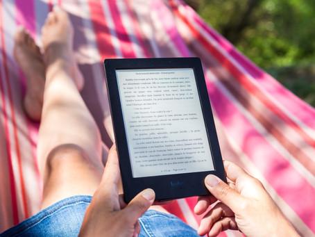 Five Ways to Overcome a Reading Slump