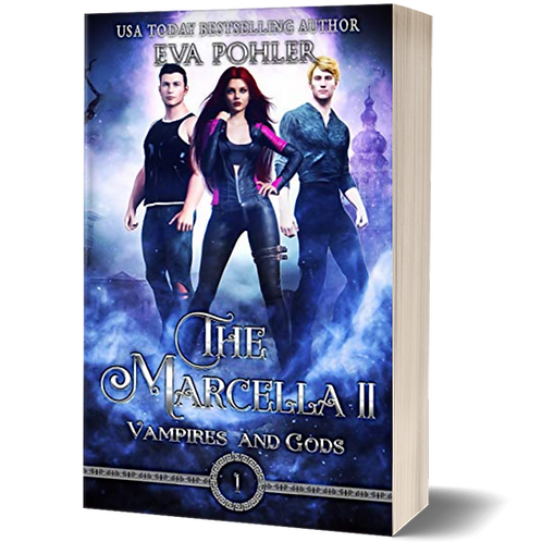 The Marcella II: Vampires and Gods, Book One
