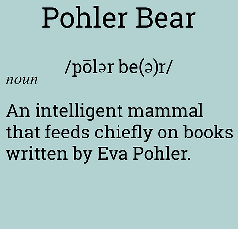 Pohler Bear shirt back blue.png