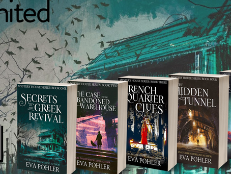 The Mystery House Series Is Now Available in Kindle Unlimited