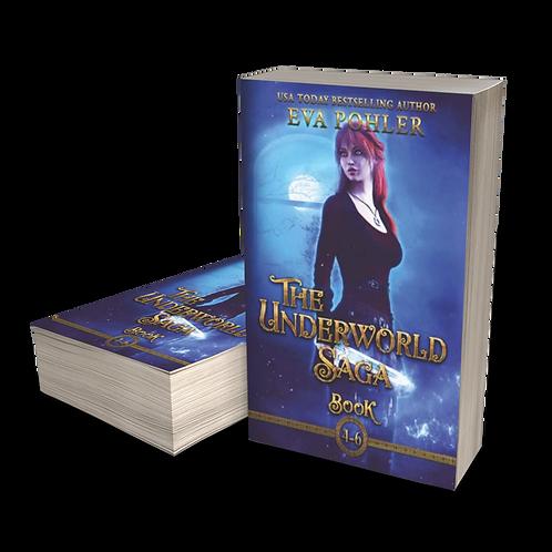 The Underworld Saga Omnibus, 4-6