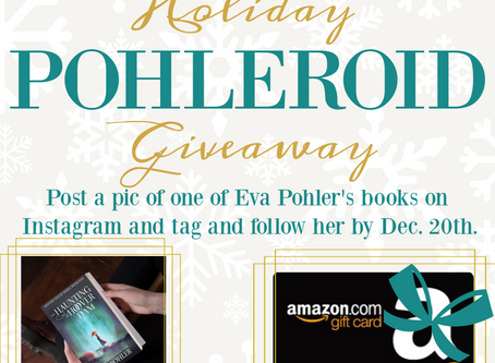 Holiday Pohleroid Giveaway