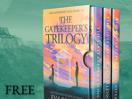 The Gatekeeper's Trilogy Is Free in Digital