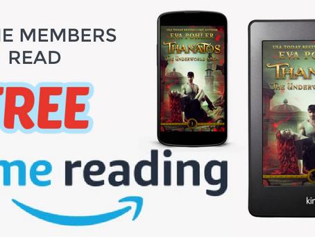 Read Thanatos with Amazon Prime