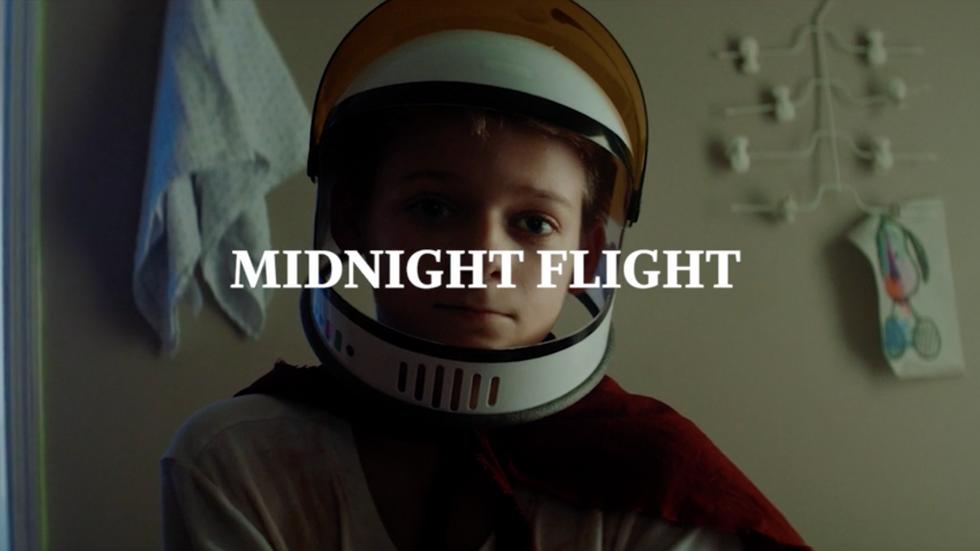 """Conor Matthews """"Midnight Flight"""""""