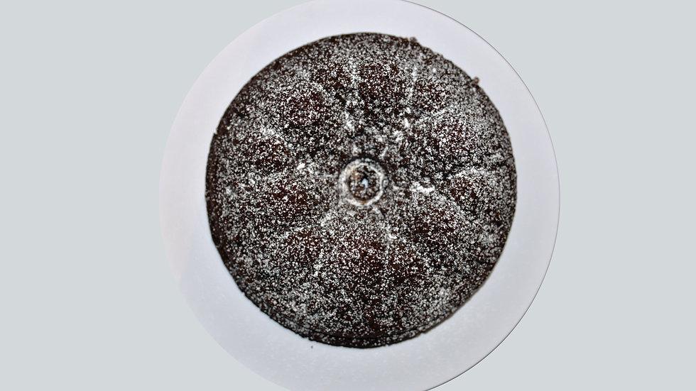 BLACK FOREST - 12 servings - Chocolate, Cream Cheese Swirl, Cherries and Kirsch