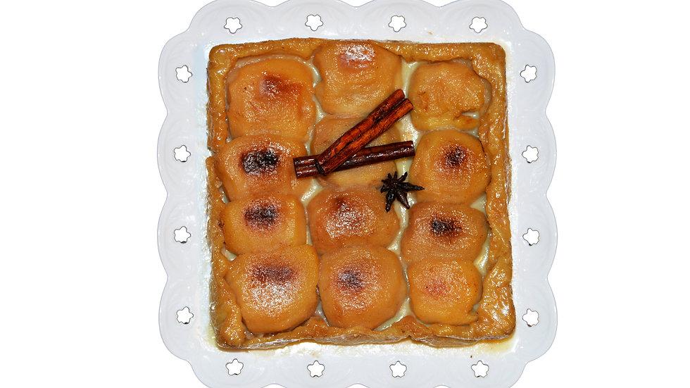APPLE TARTE TATIN  - 10 servings - Apple, Cinnamon, Star Anise