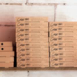 crust bros pizza box