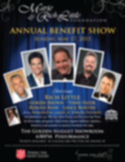 Marie & Rich Little Foundation Annual Benefit