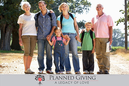 The Salvation Army Planned Giving