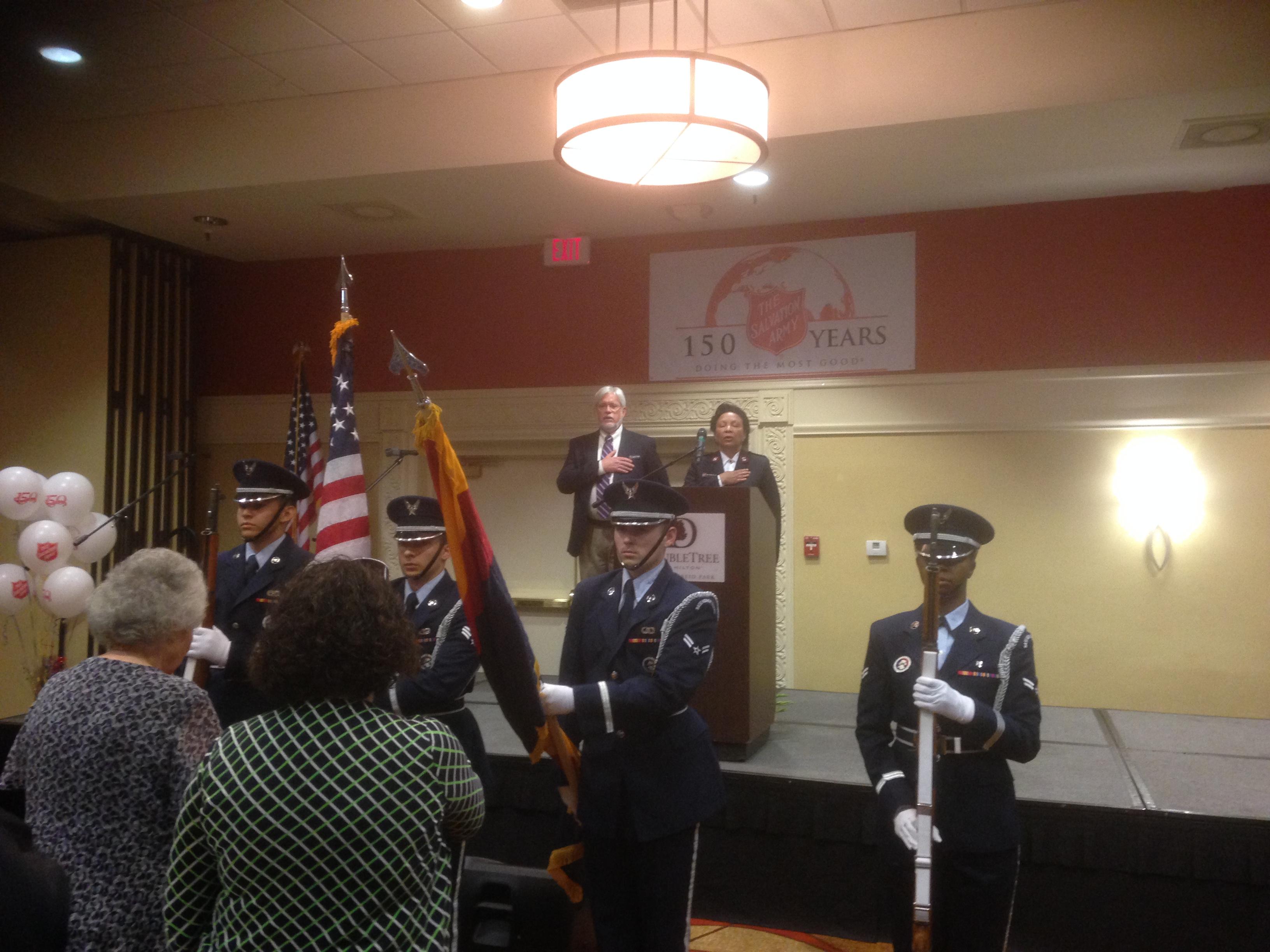 DMAFB Honor Guard
