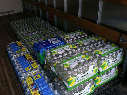 The Salvation Army Tucson Operation Chill Out Water Drive