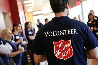Salvation Army Volunteer