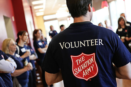 The Salvation Army Volunteers