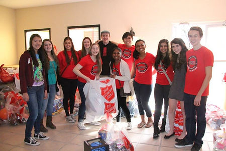 The Salvation Army Red Kettle Club