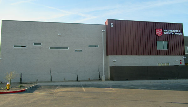 The Salvation Army Mike Michaels Activity Center