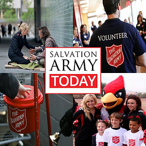 The Salvation Army Today