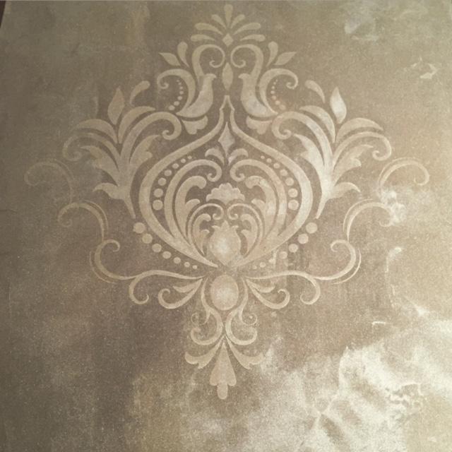 Metallic Plaster