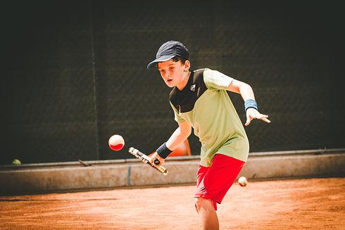 Addestramento - Tennis Club Castigliones