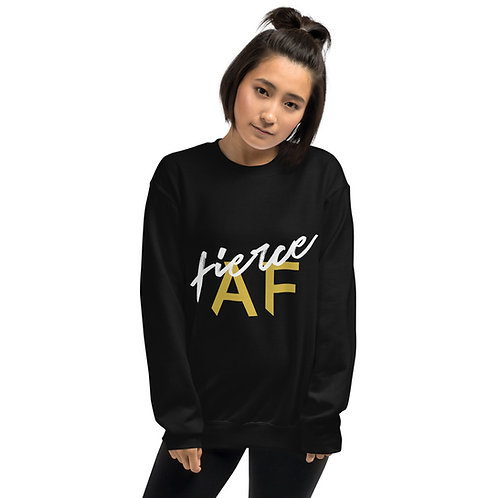 Fierce AF Sweatshirt