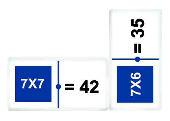 3159 Domino tablas mul