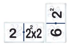 3128 Domino Potencias