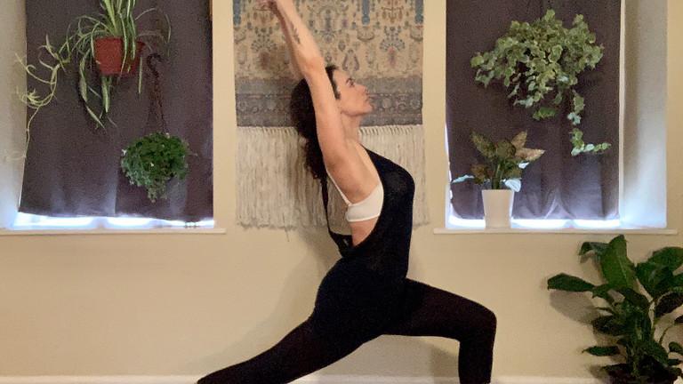 Yoga with Elizabeth: All-Levels Yoga and Meditation