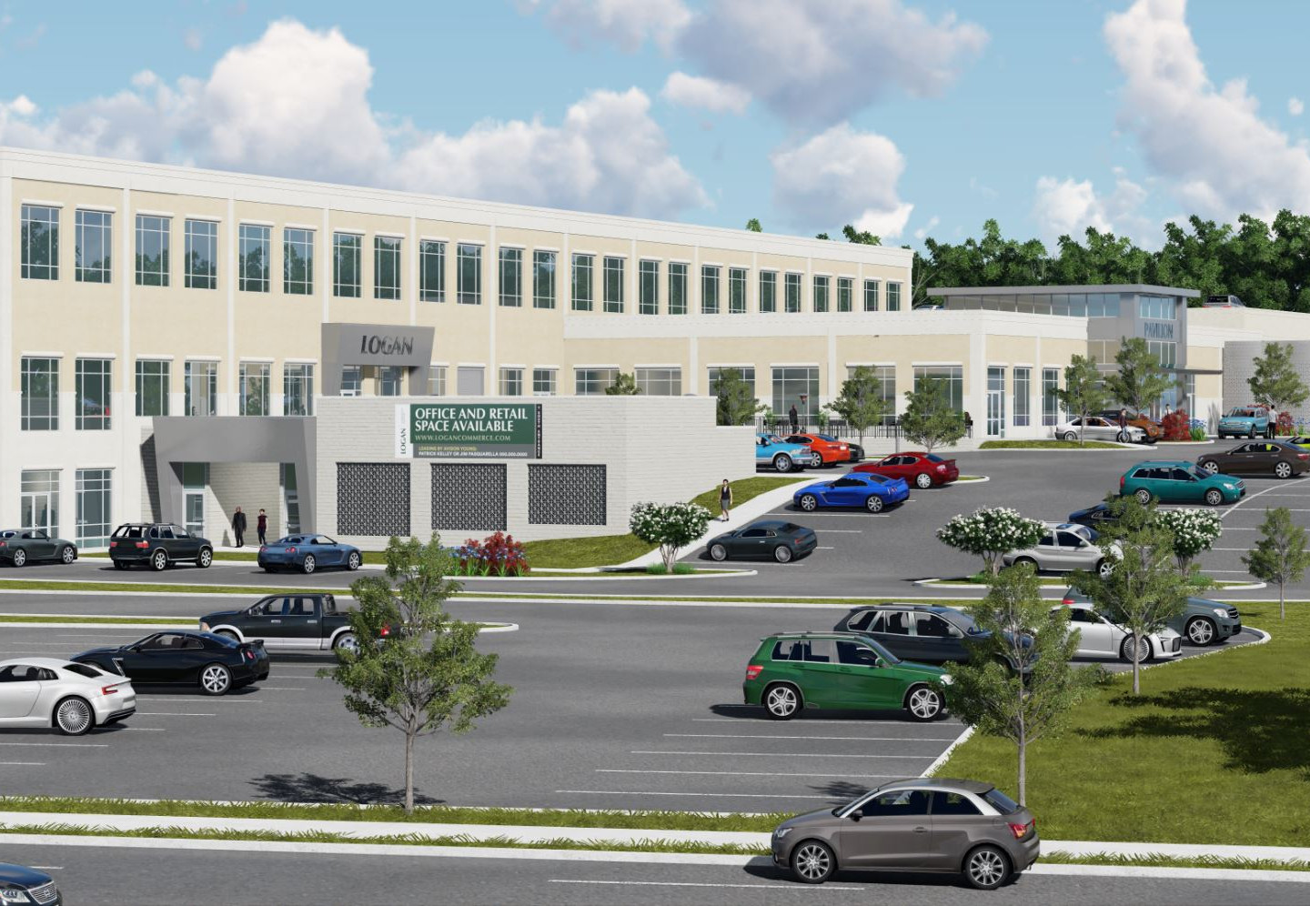 Logan is located located just one mile from the Norristown Trans. Center SEPTA Station (Bus & Rail)