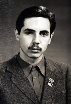 Я на первом курсе университета, 1979
